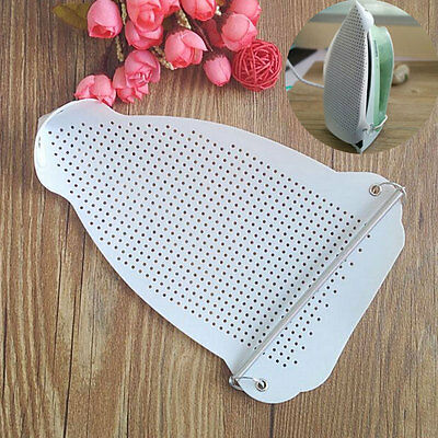 Teflon Iron Cover Shoe Cloth Ironing Board Aid Protect Fabrics Heat Protector