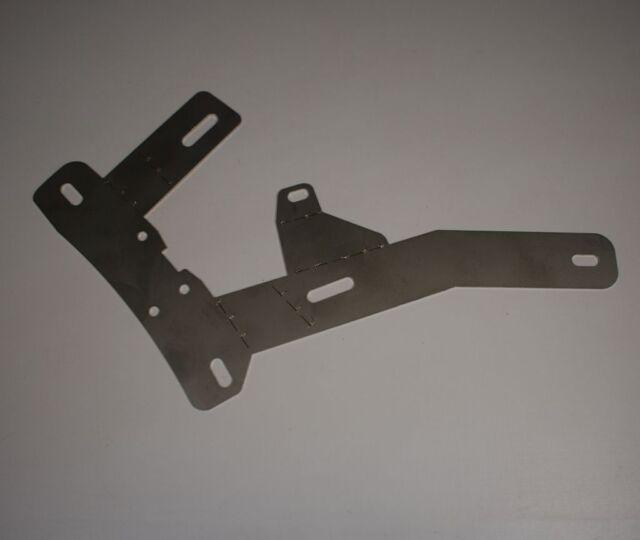 Ford Fiesta Mk7 All Models Mud Flap Fitting Kit Front