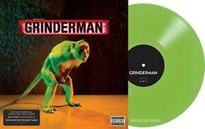 GRINDERMAN-LP-Debut-Grinderman-GREEN-Vinyl-Limited-Edition-G-Fold-Sleeve-SEALED