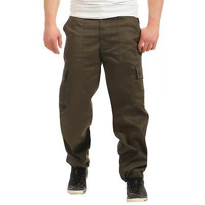 Game Cargo Herren Hose Trouser Pants Camo Camouflage Army Armee Feldhose