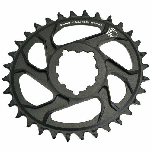 SRAM X-Sync 2 OVAL 12 Spd Direct Mount 32T Chainring 6mm Offset XX1 X01 GX Eagle