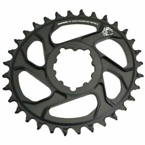 SRAM X-Sync 2 Eagle Steel Direct Mount Chainring 32T 6mm Offset