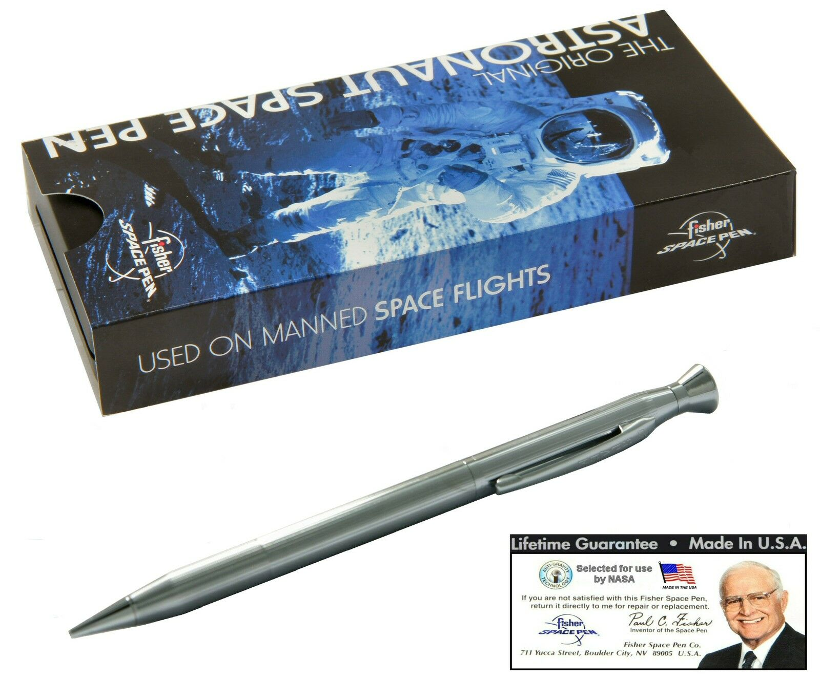 Aviation Series Thunderbird .9mm Pencil Fisher Space Pen #T7P