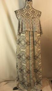 d259075163a2 Image is loading Anthropologie-Vanessa-Virginia-Womens-12-Dress -Fliese-Tiered-