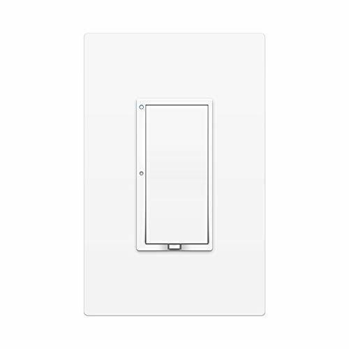 Insteon 2477S Smart Wall Switch, Works with Alexa via Bridge, Uses Superior