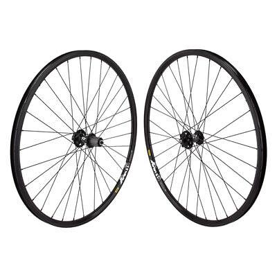 "SRAM X7 Black Front /& Rear Bike Wheel Set Disc 8 9 10 11 Speed 29/"" Mavic XM119"