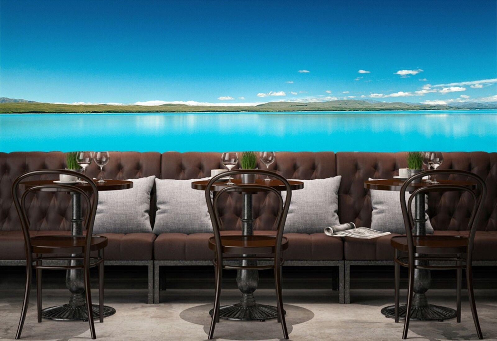 3D Himmel Küste Landschaft 9899 Tapete Wandgemälde Tapeten Bild Familie DE Lemon