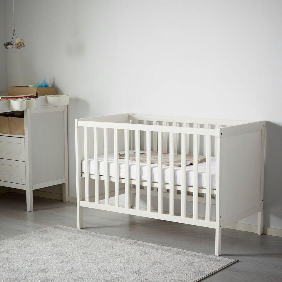 Babyseng, SUNDVIK Tremmeseng, b: 60 l: 120