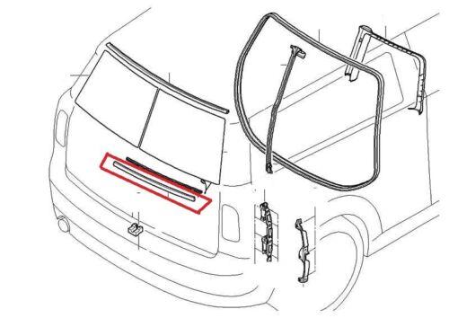 Mini neuf origine Clubman R55 Arrière Droit Split Porte Trim Strip Droit O//S 2754062