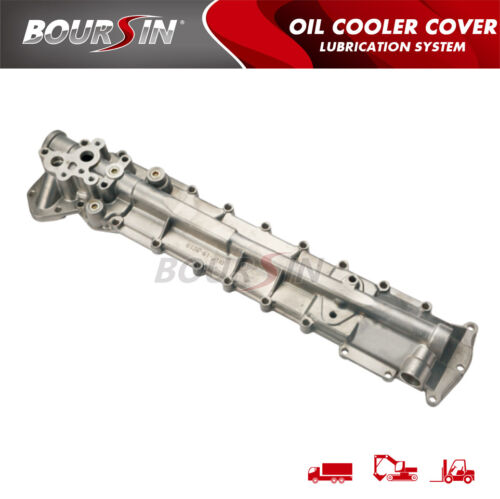 Oil Cooler Cover For KOMATSU Excavator PC220-3 PC200-1 6D105 engine PC200-3