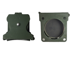 MILITARY-TRUCK-TRAILER-Jeep-PLUG-RECEPTACLE-COVER-Connector-5935-00-773-1428