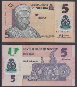Nigeria-Banknote-5-Naira-Polymer-UNC-5-DM-0399225