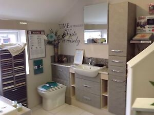 Ex display bathroom fitted furniture wc and basin ebay for Ex display bathrooms