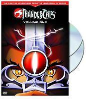 Thundercats: The Complete First Season 1 Volume 1 (dvd, 6-disc Set) Brand