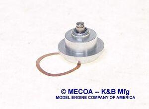 COX CONQUEST ENGINE .15 glow plug with copper shim