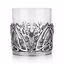 Stunning-Pewter-Stag-amp-Thistle-Crystal-Whisky-Tumbler-Gift-Box thumbnail 1