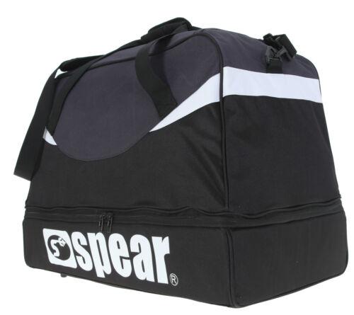 Sac de sport spear Big xxl 70 L sac sac de voyage football sac noir bouteille
