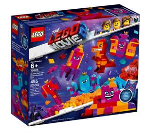 Lego Movie 2 70825 drottning Watevra's byggnad What låda NYA, Oöppnade