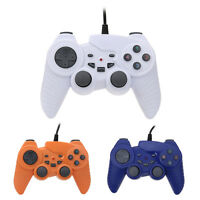 Wired USB Game Controller Joypad Joystick Control for PC Computer Laptop