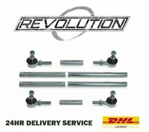 REVOLUTION-ADJUSTABLE-DROP-LINKS-ANTI-ROLL-BAR-LINKS-BMW-3-Coupe-E46-ALL-ENGINES