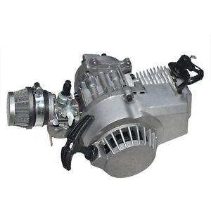 50cc 49cc 47cc 2 STROKE ENGINE MOTOR MINI ATV QUAD ROCKET BIKE 6 Teeth sprocket
