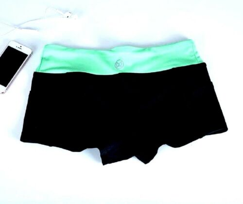 Black Ladies Small Women/'s NOVEHEKALI Casual Quick Dry Fitness Shorts Aqua