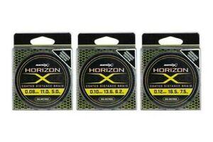 Fox Matrix Horizon X Distance Coated Braid 150m / Fishing