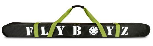 TEN (10) :  FlyBoyz® 190cm Padded & Insulated Ski Skiing Travel Bags