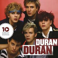 Duran Duran - 10 Great Songs [new Cd] on Sale