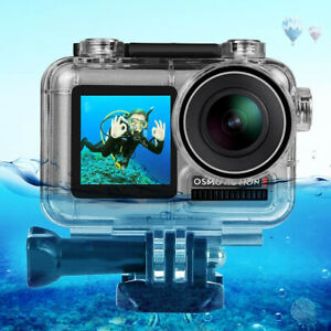 Underwater-40M-Waterproof-Case-Set-for-DJI-Osmo-Action-Sports-Camera-Diving