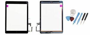 Apple-Ipad-Air-ecran-tactile-Digitizer-verre-verre-a-1475-NOIR-Werkz