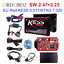 New RED KESS V2 V5.017 EU Master Online 100/% No Tokens Free Ship DHL 4 Gifts O