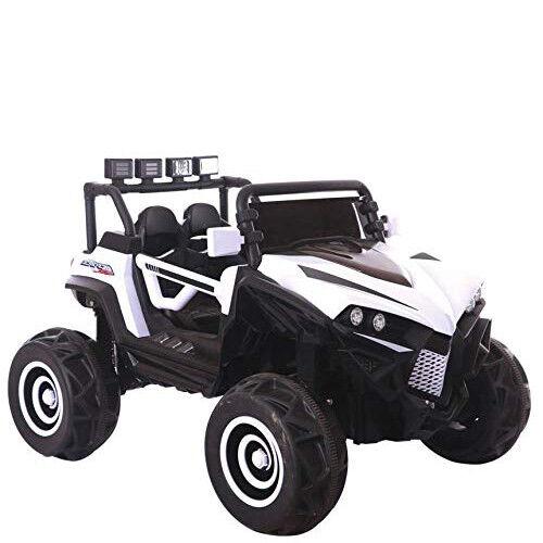Auto elettrica jeep 12 Volt due posti per bambini con telecomando fuoristrada