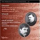 Romantic Violin Concerto, Vol. 14: Alexander Glazunov & Othmar Schoeck (2013)