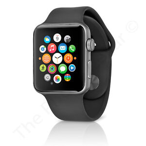 Series 1 Apple Watch Sport 42mm Space Gray Aluminum Case ...