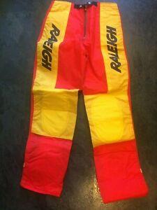 OLD-SCHOOL-BMX-Raleigh-Burner-Race-Pants-New-NOS