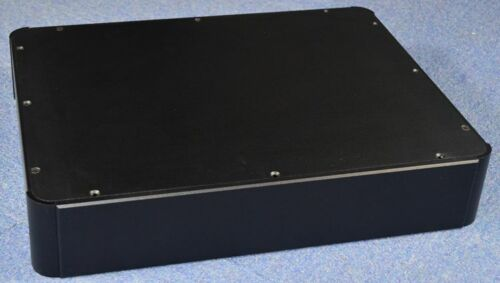 New aluminum amp chassis //DIY home audio amplifier case size:336*433*80MM