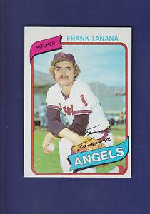Frank-Tanana-1980-TOPPS-Baseball-105-NM-California-Angels