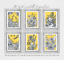 Set-of-3-Yellow-Ochre-Mustard-Nature-Wall-Art-Prints-Yellow-Wall-Art-Prints thumbnail 5
