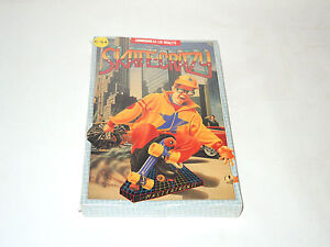 SKATECRAZY-new-factory-sealed-big-box-for-C64-videogame-commodore