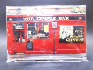 Guinness Beer Temple BAR Tin Sign Metal Sign 30 CM, New