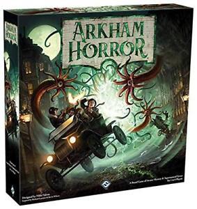 Fantasy Flight Games: ARKHAM Horreur Third Edition Board Game  </span>
