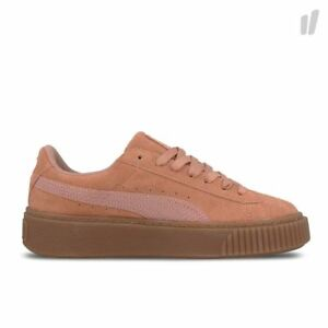 Details about Puma Suede Platform Gum 365109 02 Womens Trainers~RRP £80~Sizes UK 3.5 to 7.5