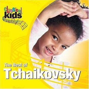 P-I-Tchaikovsky-Best-of-Classical-Kids-Peter-Ilyich-Tchaikovsky-New-CD
