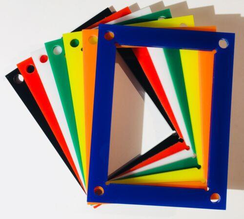 Nexus Playbook Panini NT Football Tri-Fold Vault Hockey Booklet Display Case