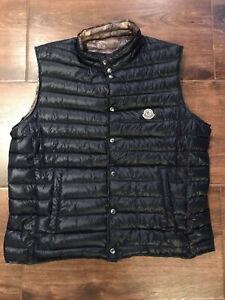 Original-Moncler-men-039-s-jacket-men-039-s-vest-with-two-faces-size-6