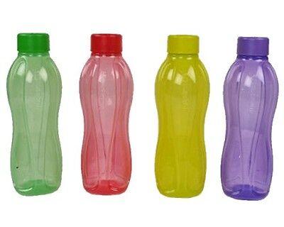 Tupperware Aqua Safe 1000 ML Water Bottle Bottles 1000ml 1 Litre - New