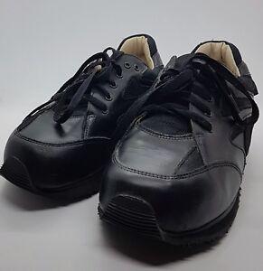Details zu Orthopädieschuhe von Schein orthopädische Schuhe Größe 41 Leder schwarz