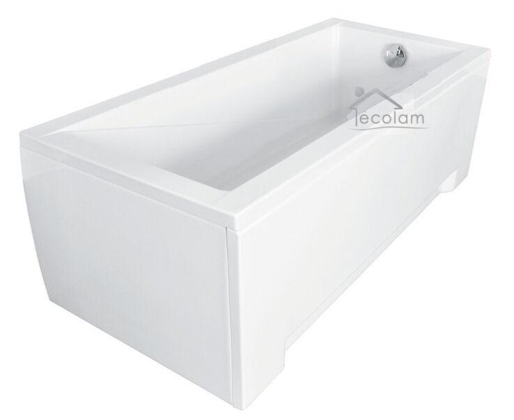 Vasca Da Bagno 130 70 : Vasca da bagno vasca rettangolo rettangolare 130 x 70 grembiule cm