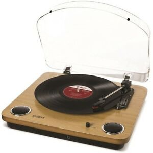 ION-Audio-Max-LP-Three-Speed-Vinyl-Conversion-Turntable-with-Stereo-Speakers-US